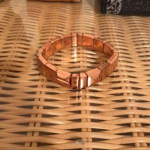 Fossil Rose Gold Bracelet